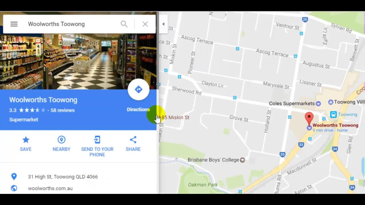 How To Save A Location On Google Maps For Android 6