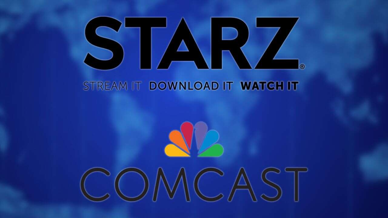 Comcast & Starz Still Can't Reach A Deal 7