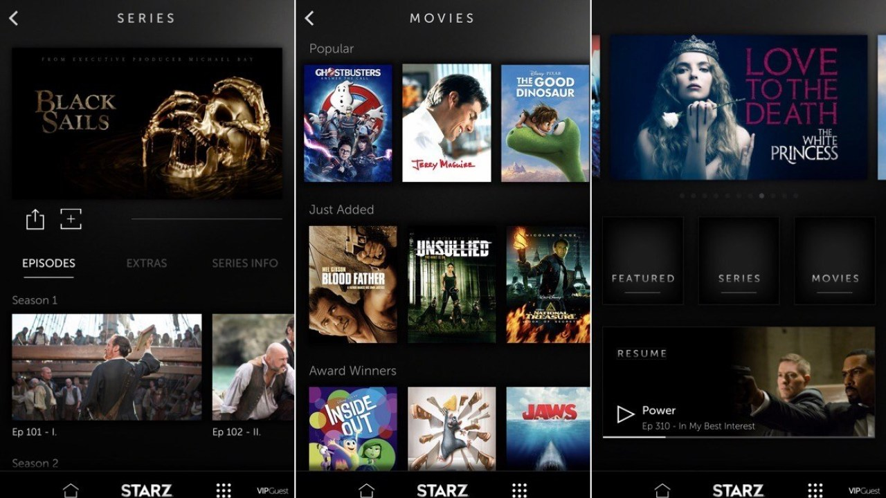 How To Download Episodes On Starz? 12