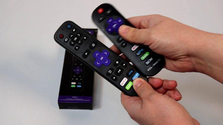 Setup roku without remote