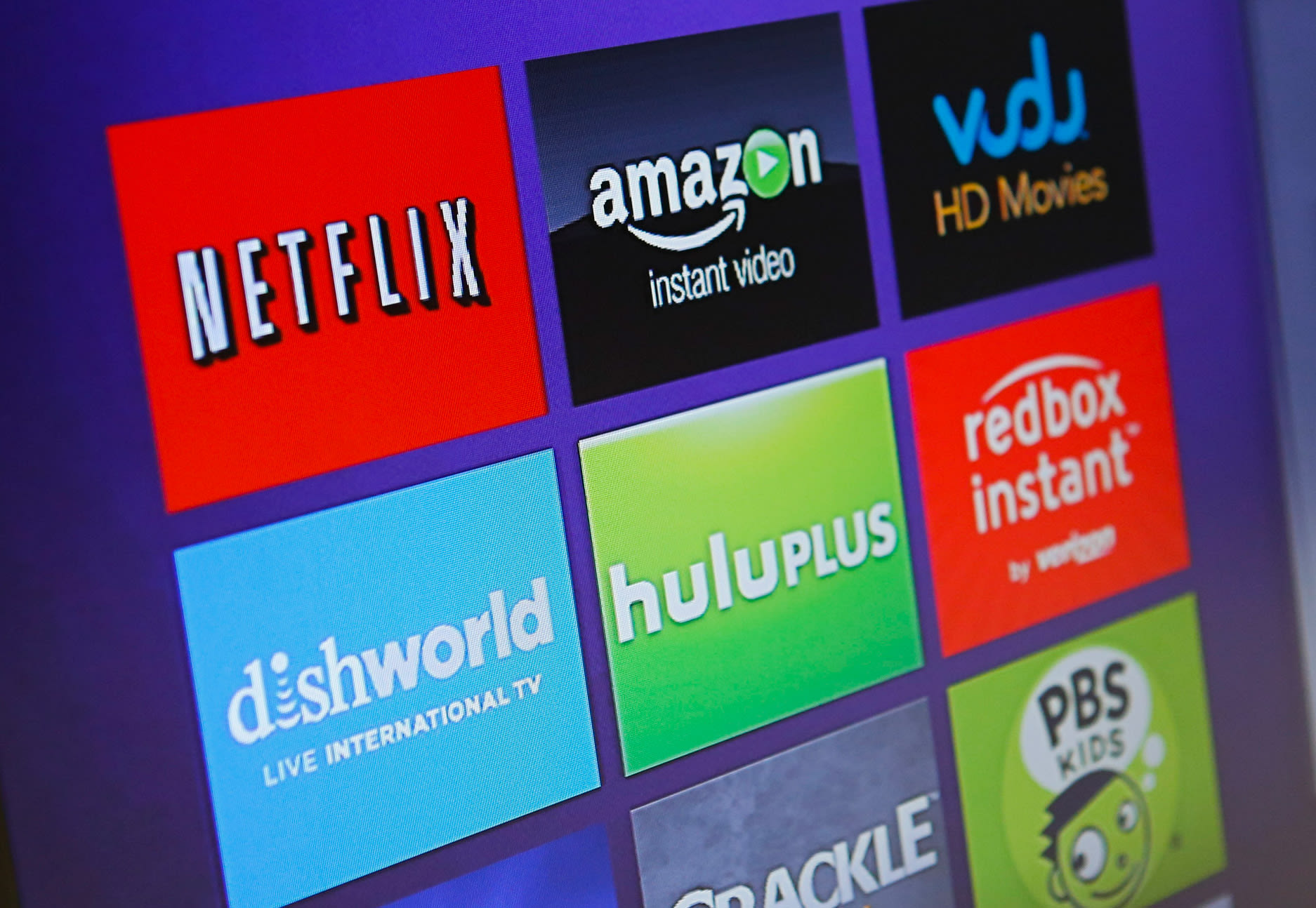 top 3 video streaming services