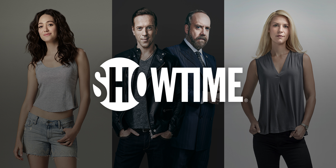 showtime anytime on sling
